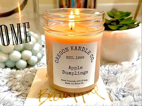 Apple Dumpling Oregon Kandle