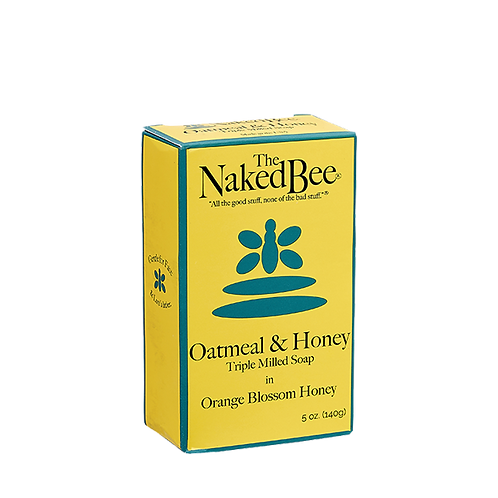 The Naked Bee Oatmeal & Honey Soap