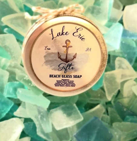 Beach Glass Soap