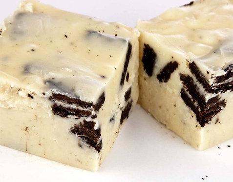 Cookies & Cream Fudge - 8 oz.