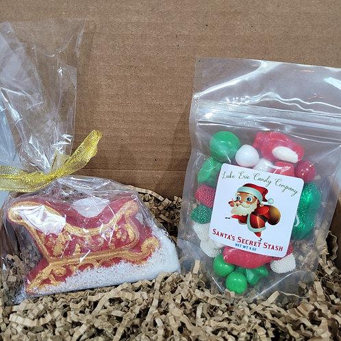 Santa's Secret Stash Set