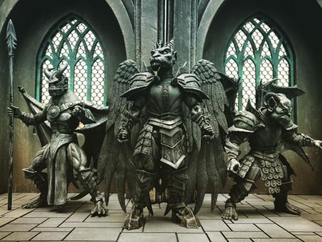 The Gargoyles are Coming!