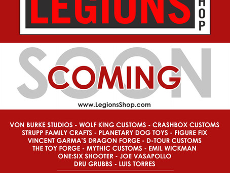 Welcome to LegionsShop!