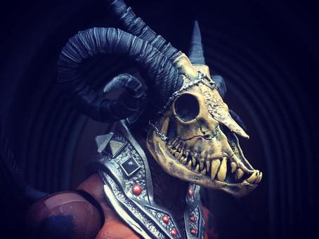 A Terrifying Pair of Undead LegionsShop Originals