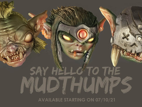 """Say """"Hello"""" to the Mudthumps!"""