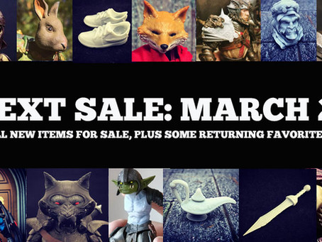 Sale Date Announced for 03/20/21