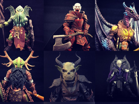 Full Custom Figures Added to the Shop!