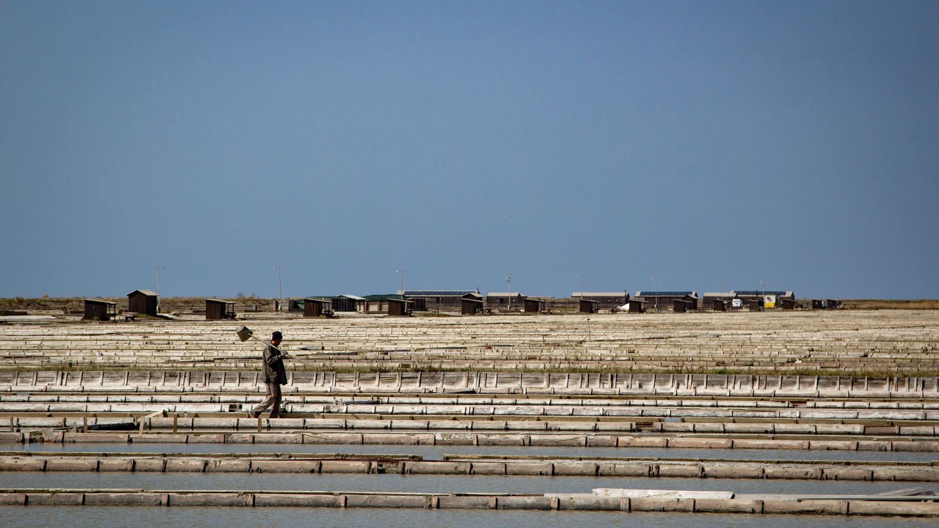 Salinenarbeiter