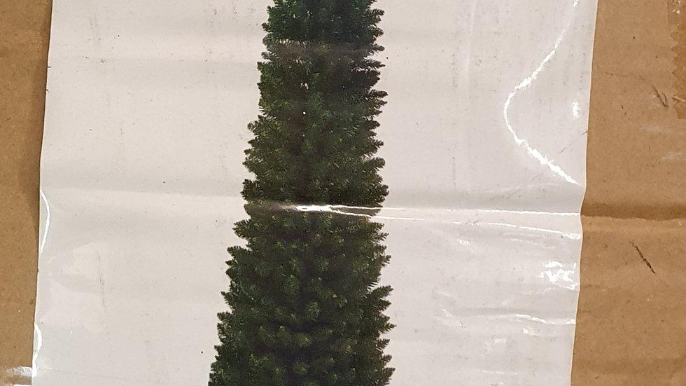Premier 6.5ft/2m pencil pine green tree
