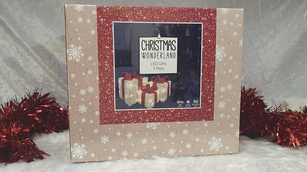 Christmas Wonderland LED Gifts