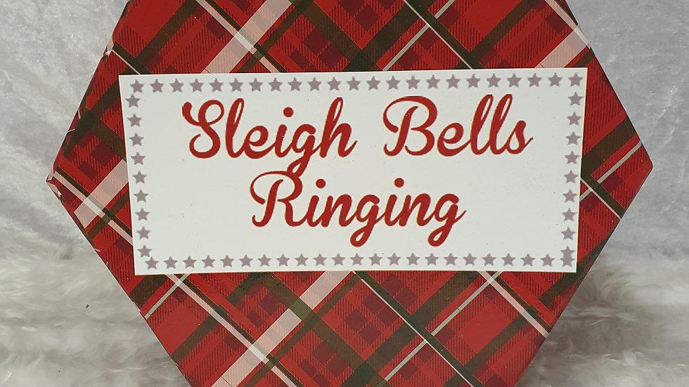 sleigh Bells Ringing Baubles