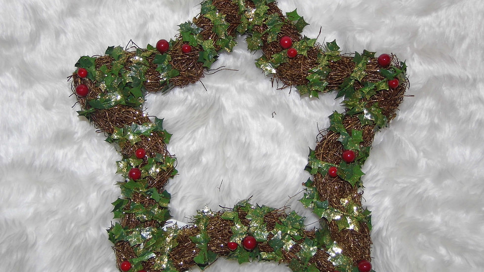 Gisela Graham Star wreaths