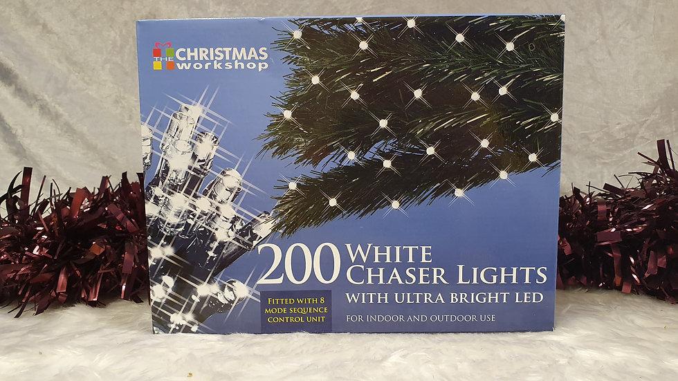 Christmas workshop 200 chaser LED lights