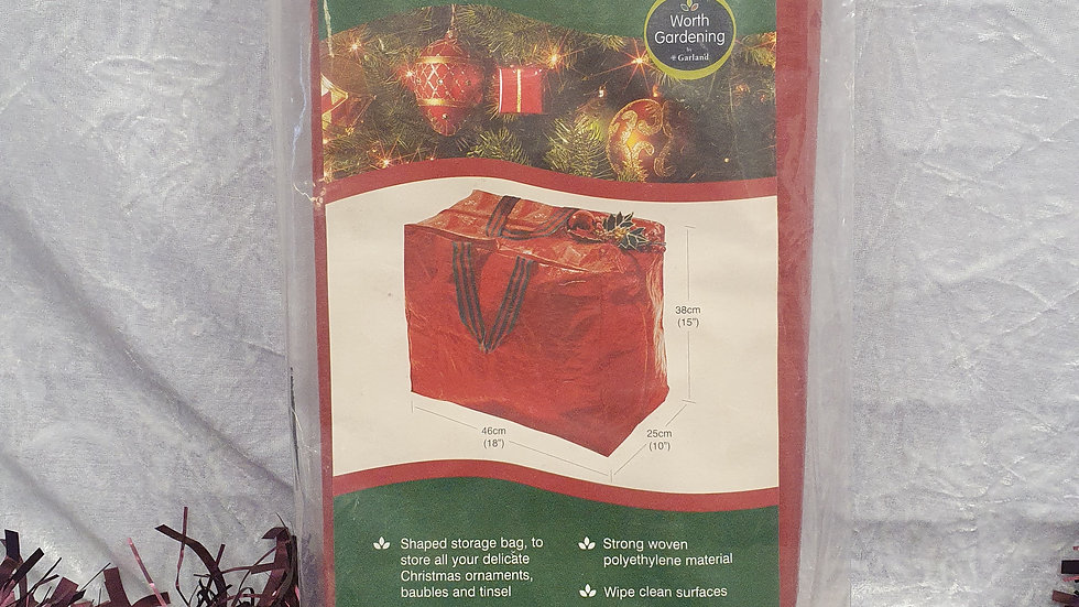 Worth Gardening Decorations Storage Bag