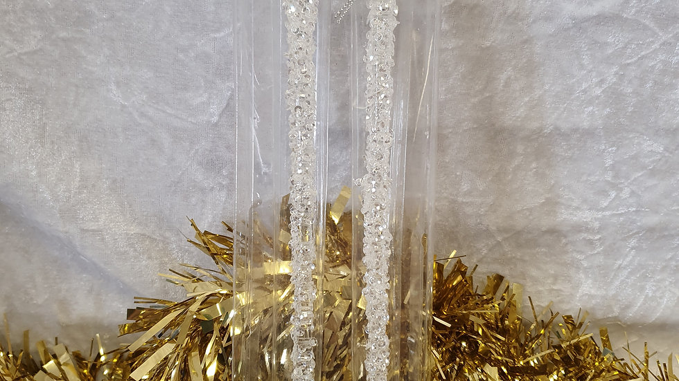Sequin Icicle