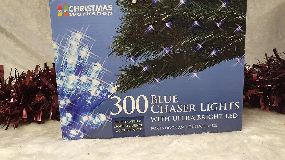 Christmas workshop 300 remote control chaser LED lights