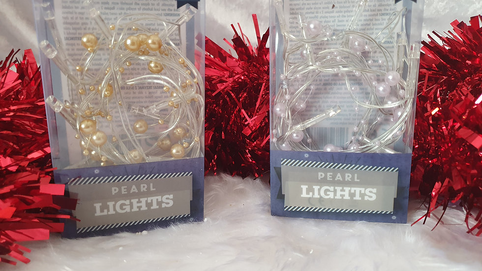 Pearl Battery Lights