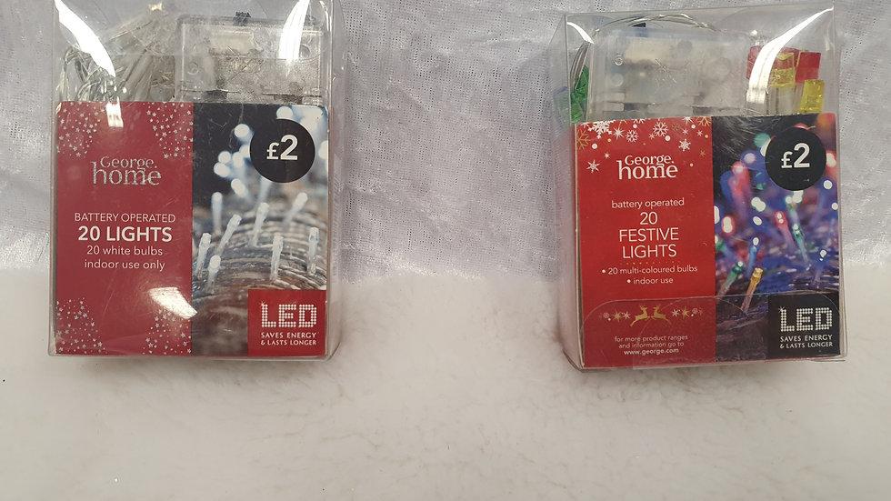 20 Festive Lights