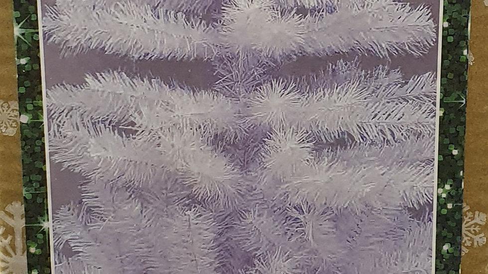Christmas Wonderland 4ft/1.2m Vancouver Tree White