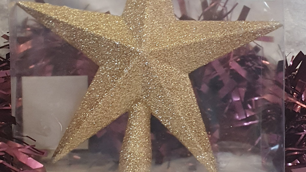 Premier Champagne Gold Tree Topper
