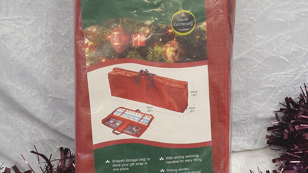 Worth Gardening Gift Wrap Storage Bag