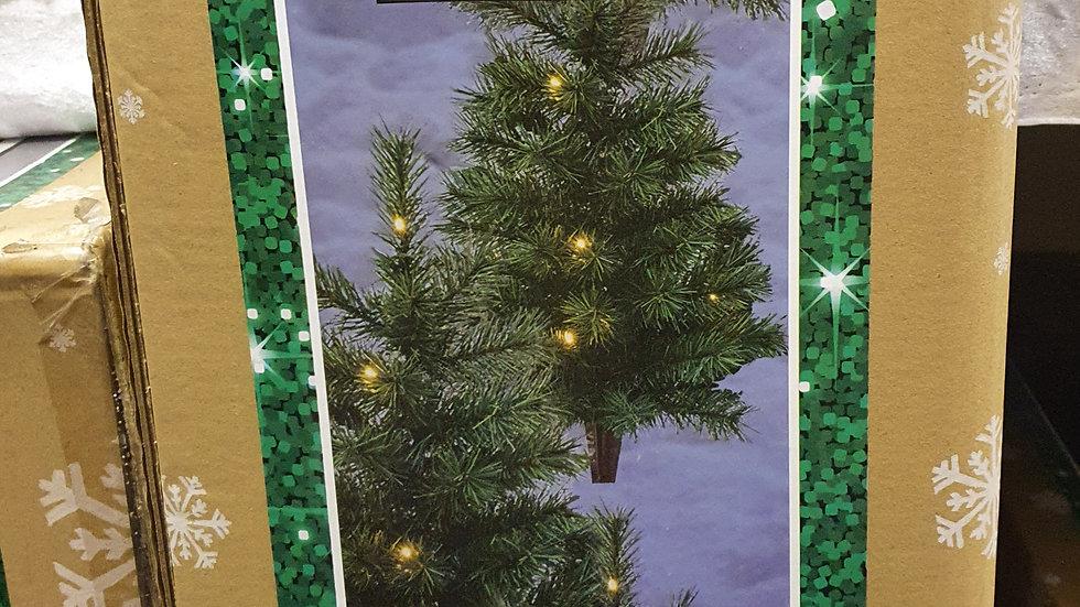 Christmas Wonderland set of 4 2ft/0.6mm mini tree stakes