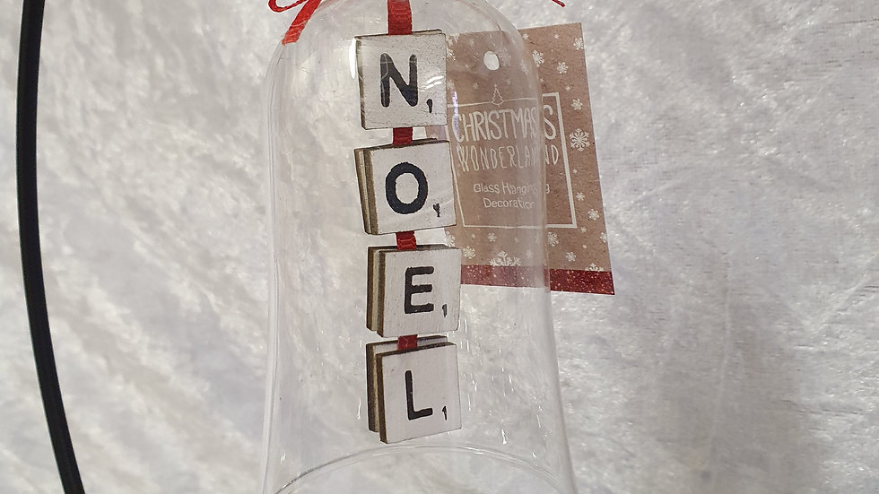 Christmas wonderland Noel Bell decoration