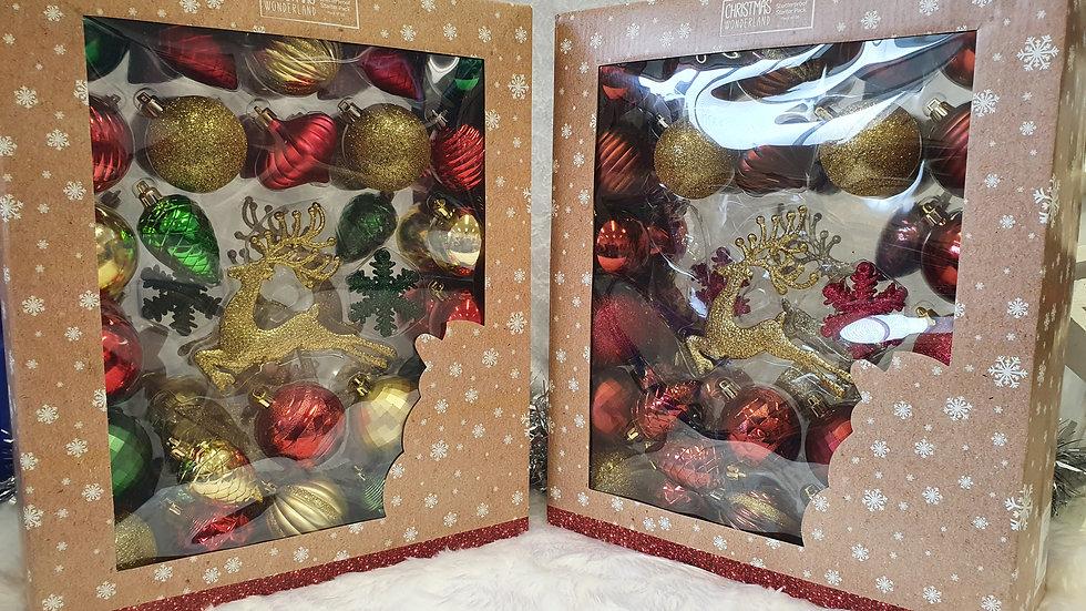 Christmas Wonderland 58 Piece Starter Set
