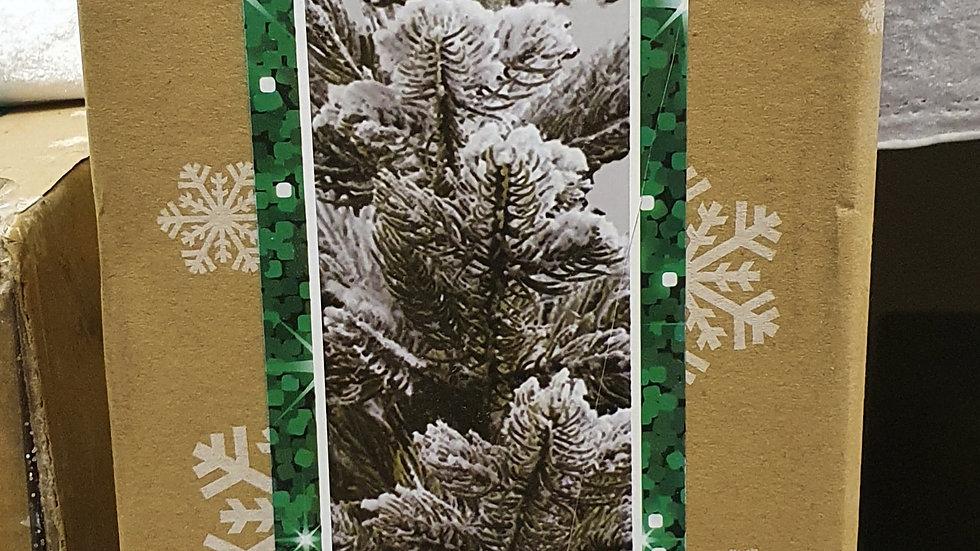 Christmas Wonderland 2ft/0.6m snowy sapling artificial Tree