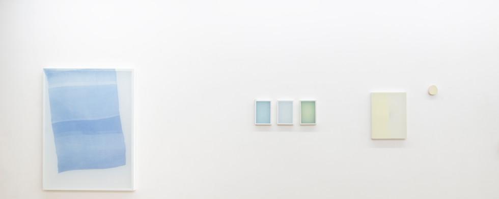 """Vue d'exposition """"Instants Suspendus"""" oc"""