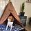 Thumbnail: 85x85cm Sütlü Kahve Köpek Çadırı