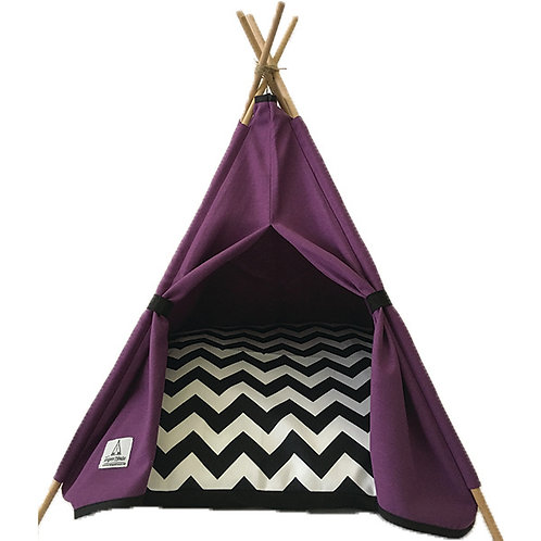 Teepee House- Kedi Çadırı