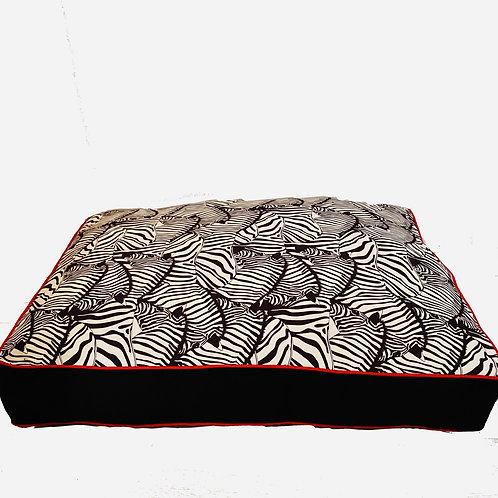 Safari  90x70cm Kılıflı Büyük Irk Köpek Yatağı