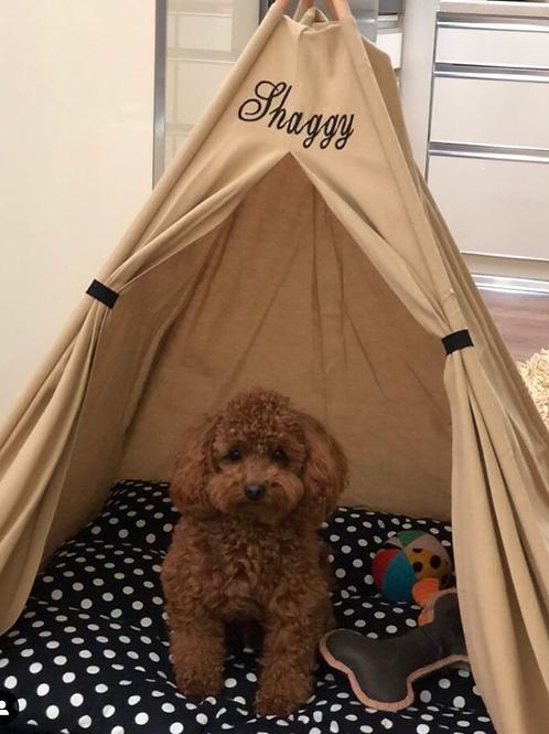 Teepee House Büyük Köpek Çadırı