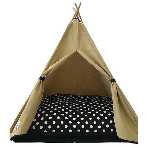Teepee House Standart Köpek Çadırı