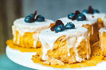 Blueberry Topping