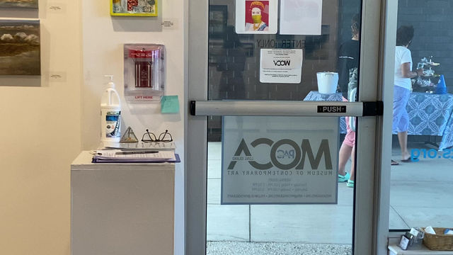 MOCA Museum of Contemporary Art, NY