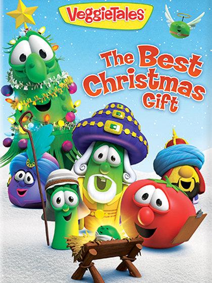 VeggieTales The Best Christmas Gift DVD