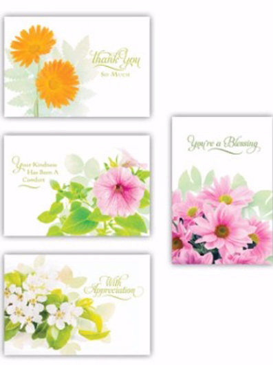 Thank You For Your Sympathy Boxed Cards by Dayspring