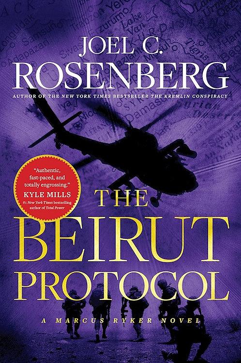 The Beirut Protocol by Joel C. Rosenberg