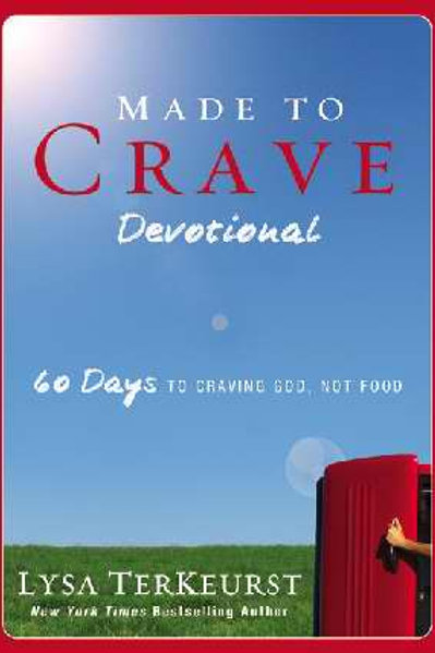 Made To Crave Devotional by Lysa Turkeurst