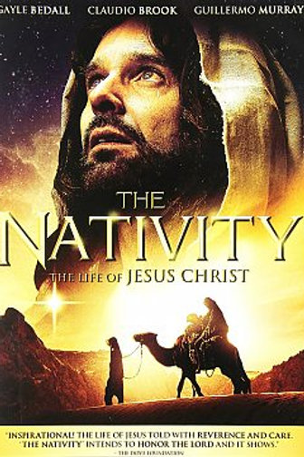 The Nativity DVD