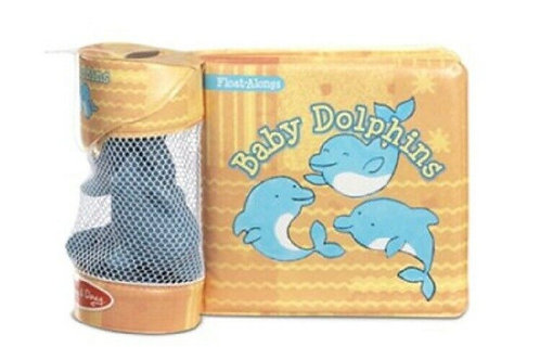 Float Alongs-Baby Dolphins by Melissa and Doug