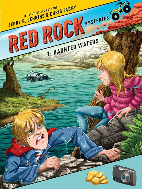 Red Rock Mysteries #1 Haunted Waters by Jerry B. Jenkins & Chris Fabry