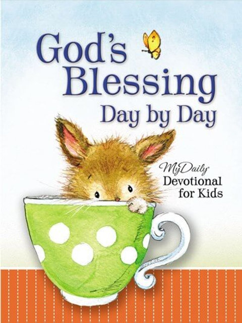 God's Blessing Day by Day My Daily Devotional for Kids