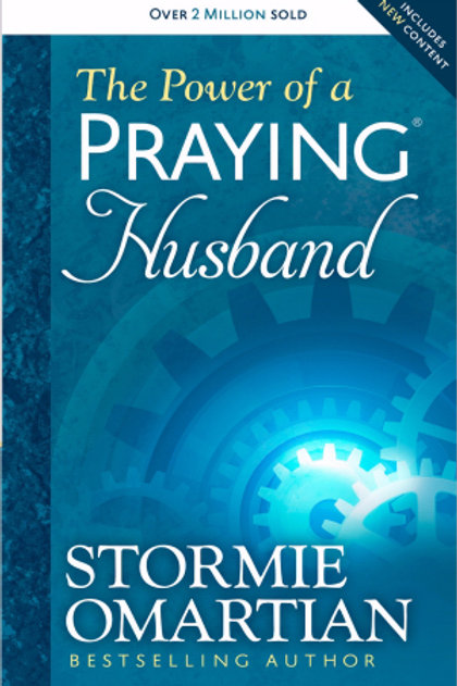 Power Of A Praying Husband by Stormie Omartian