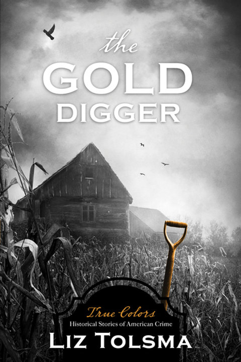 The Gold Digger True Colors Historical Stories Of American Crime by Liz Tolsma