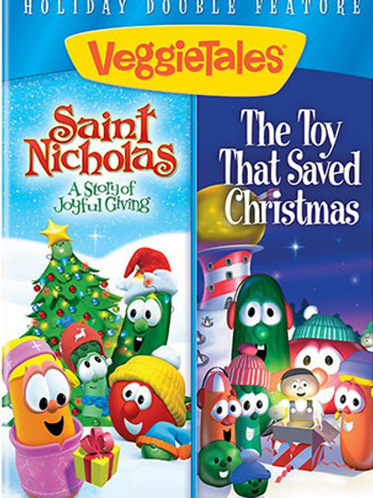 VeggieTales Holiday Double Feature: Saint Nicholas / The Toy That Saved Christmas