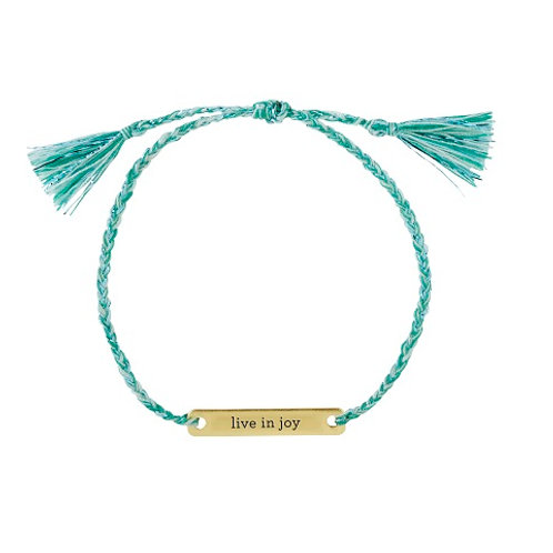 Live In Joy Bracelet In A Jar