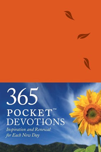 365 Pocket Devotions Inspiration and Renewal for Each New Day